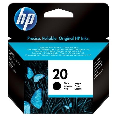 К-ж HP C6614AE/DE Black (DJ 656/640/615/610C) 28ml ориг. - фото 10258