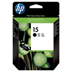 К-ж HP C6615D Black (DJ810/816/825/840/843/845/920/940) 25ml ориг. - фото 10259