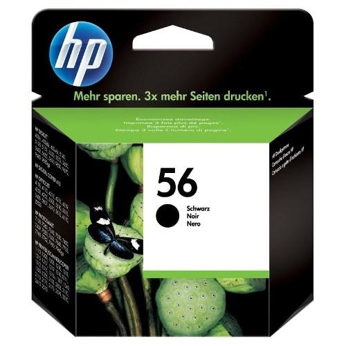 К-ж HP C6656A Black для HP DJ 450CBi/5550/PhotoSmart 7150 ориг. - фото 10260