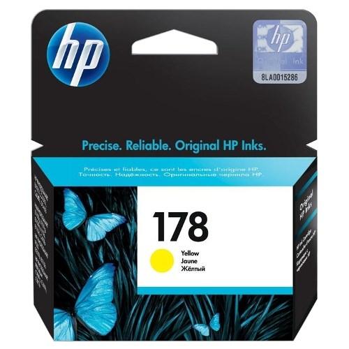 К-ж HP CB320HE (№178) Yellow ориг. - фото 10279