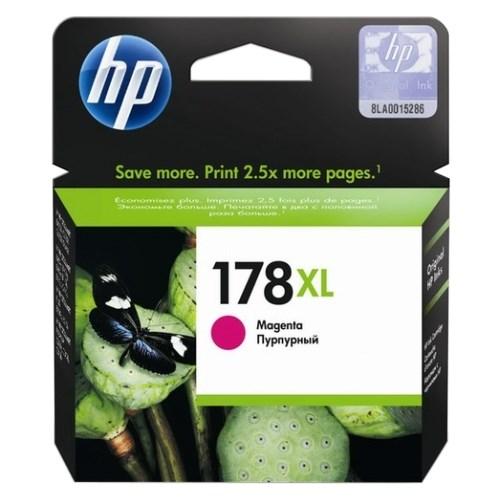 К-ж HP CB324HE (№178XL) Magenta (увеличенной емкости) ориг. - фото 10282
