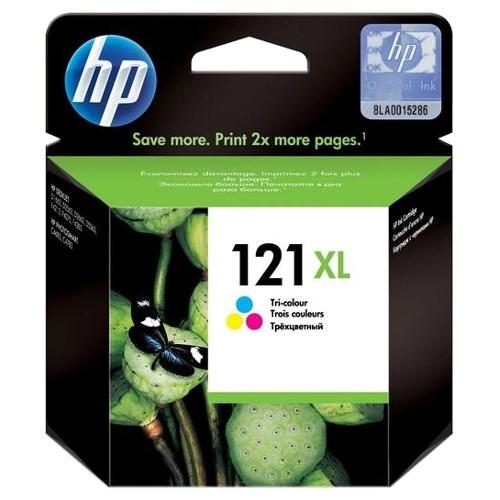 К-ж HP CC644HE (№121XL Color) D2563 / F4283 (увеличенной емкости) ориг. - фото 10288