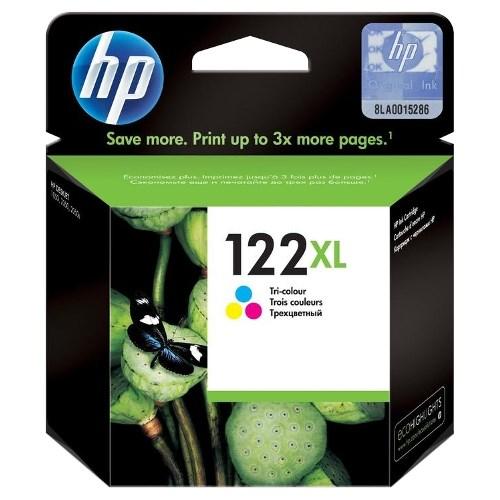 К-ж HP CH564HE (№122XL Color) DJ 2050 ориг. - фото 10312