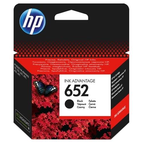 К-ж HP F6V25AE (HP652) Black для Deskjet Ink Advantage 1115/2135/3635/4535/3835/4675 ориг. - фото 10325