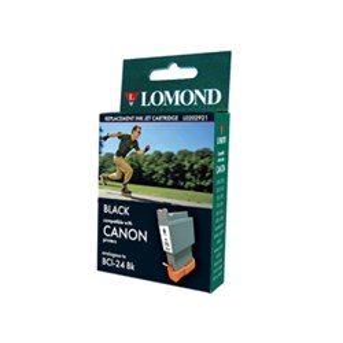 """К-ж Canon BCI-24 Black (S200/S300) """"Lomond"""" (202921) - фото 10326"""