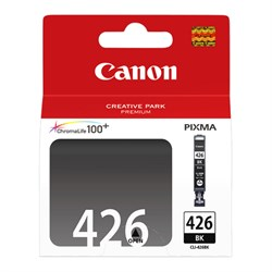 К-ж Canon CLI-426BK Black (iP4840, MG5140, MG5240, MG6140, MG8140), ориг. - фото 10343