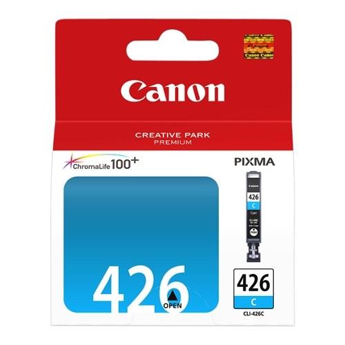 К-ж Canon CLI-426C Cyan (iP4840, MG5140, MG5240, MG6140, MG8140), 9мл, ориг. - фото 10356