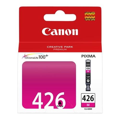 К-ж Canon CLI-426M Magenta (iP4840, MG5140, MG5240, MG6140, MG8140), 9мл, ориг. - фото 10360