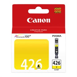 К-ж Canon CLI-426Y Yellow (iP4840, MG5140, MG5240, MG6140, MG8140), 9мл, ориг. - фото 10361