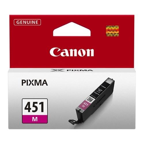 К-ж Canon CLI-451M Magenta (MG6340, MG5440, IP7240) ориг. - фото 10362
