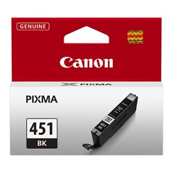 К-ж Canon CLI-451BK Black (MG6340, MG5440, IP7240), ориг. - фото 10400