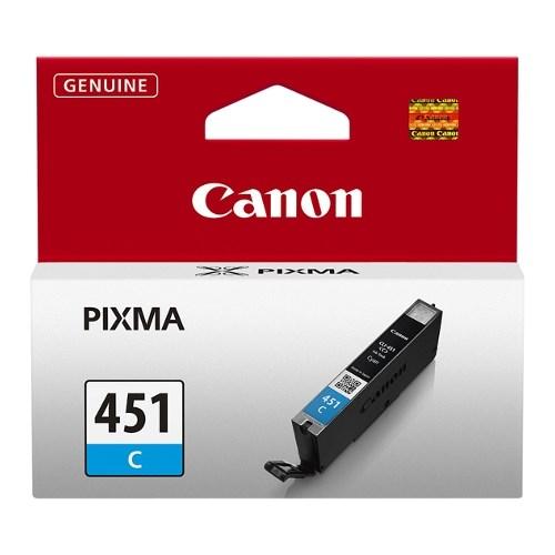 К-ж Canon CLI-451C Cyan (MG6340, MG5440, IP7240) ориг. - фото 10401