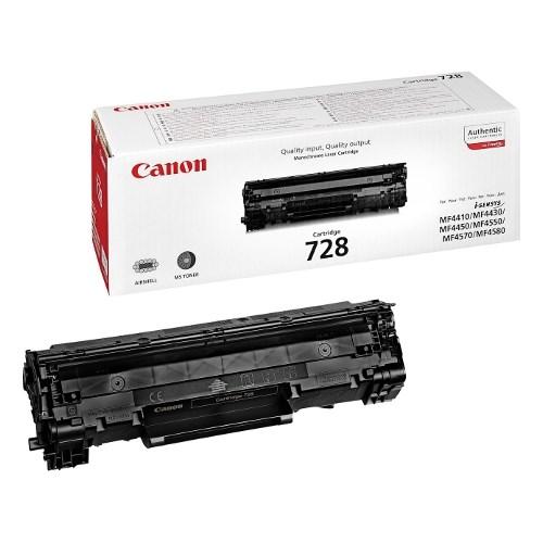 К-ж Canon 728 для MF4580dn/4570dn/4550dn/4450/4430/4410 (2100p), ориг. - фото 10431