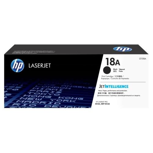 К-ж HP CF218A (№18) HP LJ Pro M104/MFP M132 черный, ориг. - фото 10458