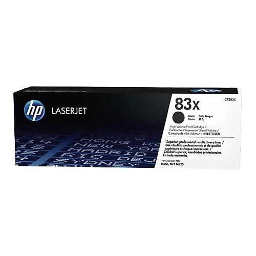 К-ж HP CF283X для LaserJet Pro MFP M201, M225 ориг. - фото 10461