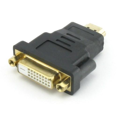Переходник DVI-D (F) - HDMI (M) - фото 10520