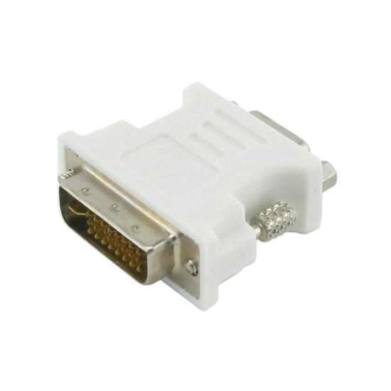 Переходник DVI-I -> VGA (29M/15F) - фото 10522