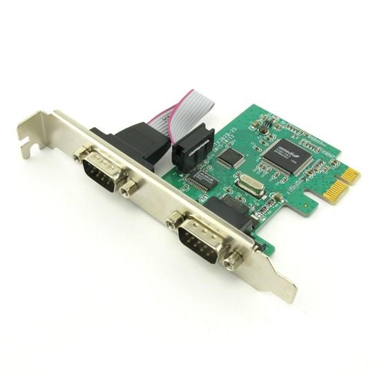 PCI-e to 2xCOM 9M - фото 10619