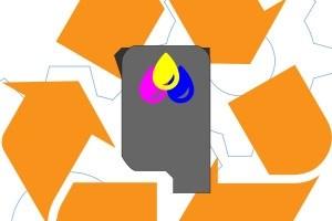 Заправка трехцветного чернильного картриджа HP 17/23/78 - фото 10896