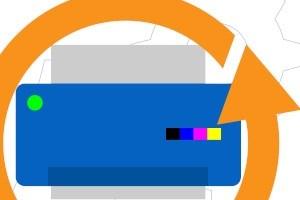 РПР71 Простой ремонт струйного принтера / МФУ без СНПЧ, формат A4 - фото 10928