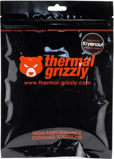 Термопаста Thermal Grizzly Kryonaut (11.1г, 12.5 W/m-K) (TG-K-030-R-RU) - фото 11226