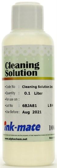 Промывочная жидкость универсальная (100мл) Ink-Mate 100мл Cleaning Solution - фото 11882