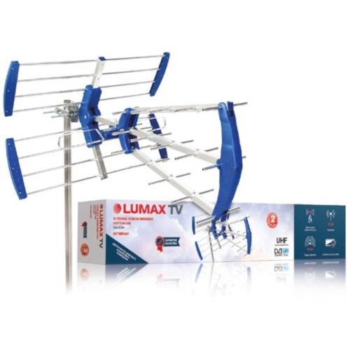 Антенна наружная активная цифрового и аналогового сигнала LUMAX DA2503A - фото 11967