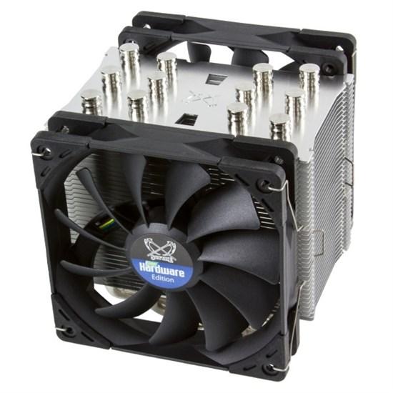 Кулер для S.2066/2011-v3/1366/115X/775/AMD Scythe Mugen 5 PCGH Edition (SCMG-5PCGH) - фото 13605