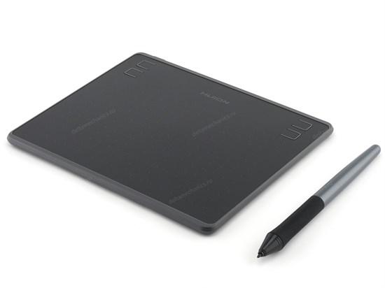 Графический планшет HUION HS64 (160x102 мм раб., 8192 уровня, 5080lpi, >233PPS, высота чуств. 10мм, Win/MacOS/Android) - фото 13737