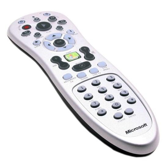 Пульт управления Microsoft Remote Control для Media Center (MCE), ресивер USB (A9O-00018) - фото 13788