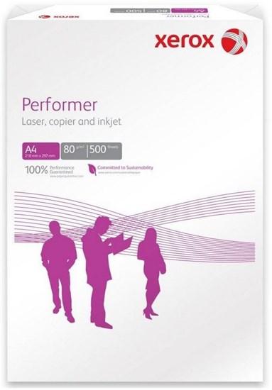 Бумага A3 500л. 80 г/м2 Xerox Performer, белизна 146% CIE (003R90569) - фото 13978