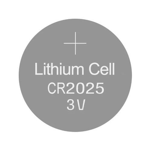 CR2025 (Li, 3V) 1шт. - фото 14040