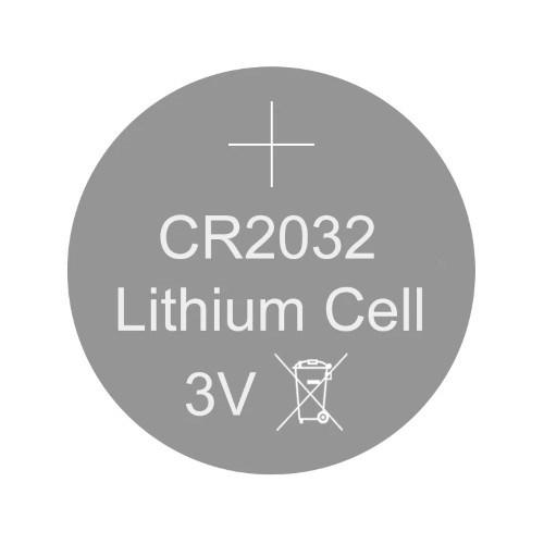CR2032 (Li, 3V) 1шт. - фото 14041