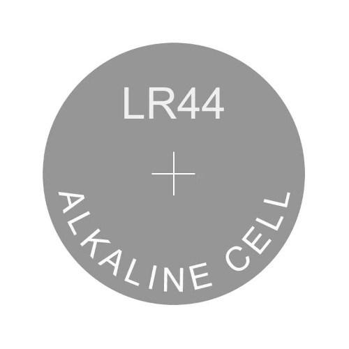 AG13/357A/LR44 alkaline - фото 14042