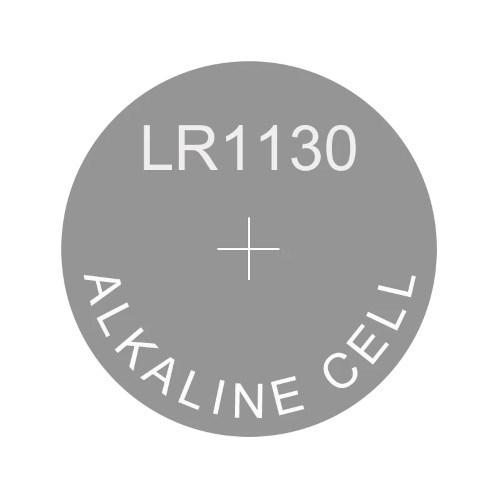 AG10/389A/LR1130 alkaline - фото 14044