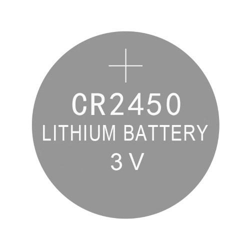 CR2450 (Li, 3V) 1шт. - фото 14047