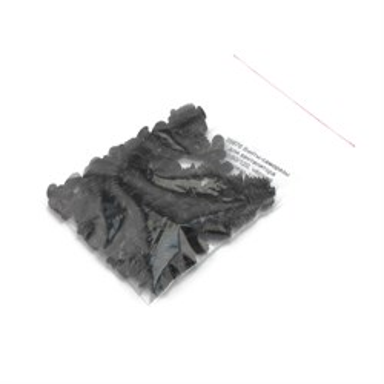 Винты-саморезы для вентилятора 80/90/120, чёрные (упаковка 100шт.) - фото 14987