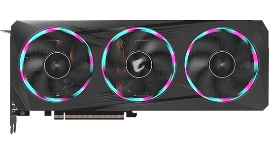 PCI-E x16 GeForce RTX 3060 Gigabyte AORUS Elite, 12GB DDR6 (GV-N3060AORUS E-12GD 2.0) LHR - фото 15231