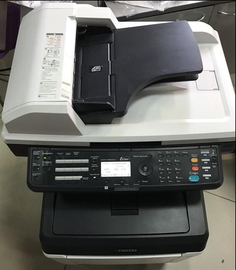 МФУ Kyocera M6026cdn (цветной, А4, 26ppm, USB, LAN, двуст. печать, DADF) - фото 15238