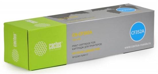 К-ж HP CF352A LaserJet M153/M176/M177 Yellow, Cactus - фото 5777