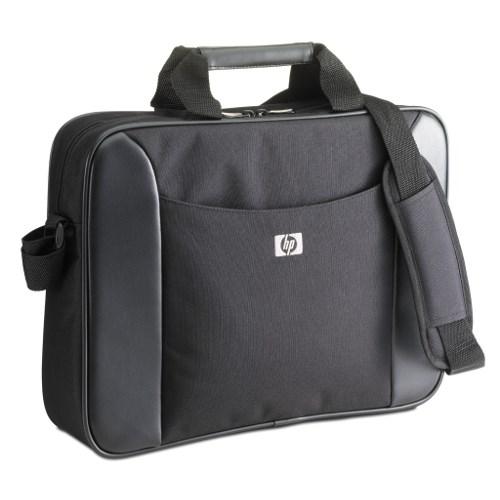 """Сумка hp Basic Notebook Case (AJ078AA) (нейлон, для 15.4"""" 39.12см) - фото 6005"""