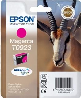 К-ж Epson T0923 Magenta для EPS C91/CX4300 ориг. - фото 6007