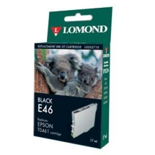 """К-ж Epson T0461BK Black (Stylus C63 Photo/ C65 Photo) """"Lomond"""" (202710) - фото 6050"""
