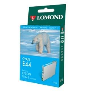 "К-ж Epson T0442C Cyan для EPS ST C84/C86/CX6400/6600 ""Lomond"" (202711) - фото 6052"