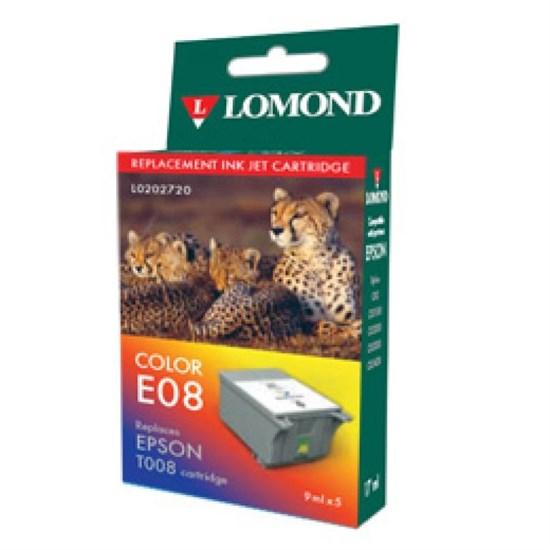 """К-ж Epson T008401 Color (Photo 870) """"Lomond"""" (202720) - фото 6058"""