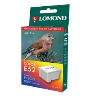 """К-ж Epson T052 (089&191) Color (400/600/700/440/640/660/740) """"Lomond"""" (202734) - фото 6067"""