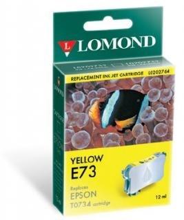 """К-ж Epson T07344A Yellow для EPS ST С79/СХ3900/4900/5900 """"Lomond"""" (202764) - фото 6071"""