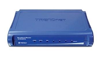 Маршрутизатор проводной TrendNet TW100-S4W1CA 4*10/100+1WAN, Firewall - фото 6088
