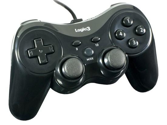 Геймпад Logic3 GamePad USB (JP260N) - фото 6114