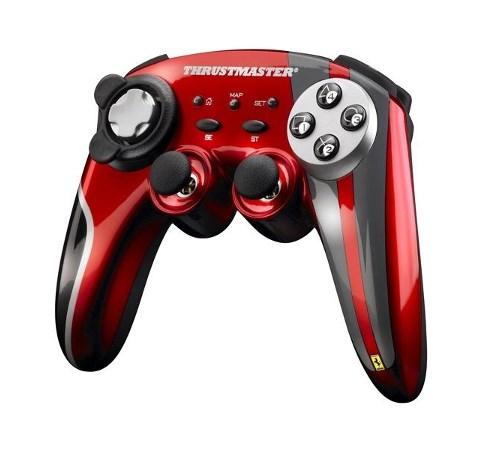 Геймпад Thrustmaster Ferrari Wireless Gamepad 430 Scuderia PS3+USB (2960713) - фото 6118